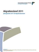 Umschlag Migrationsland 2011