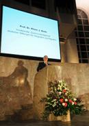 Aufnahme Vortrag Paulskirche, Frankfurt